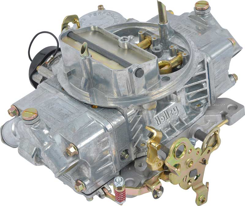 Holley 4160 Series 750 CFM 4 Bbl Carburetor with Vacuum Secondary and Electric Choke