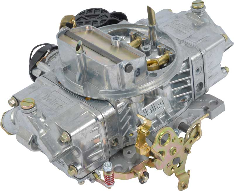 Holley 4150 Street Avenger™ 770 CFM Carburetor With Vacuum Secondaries And Electric Choke