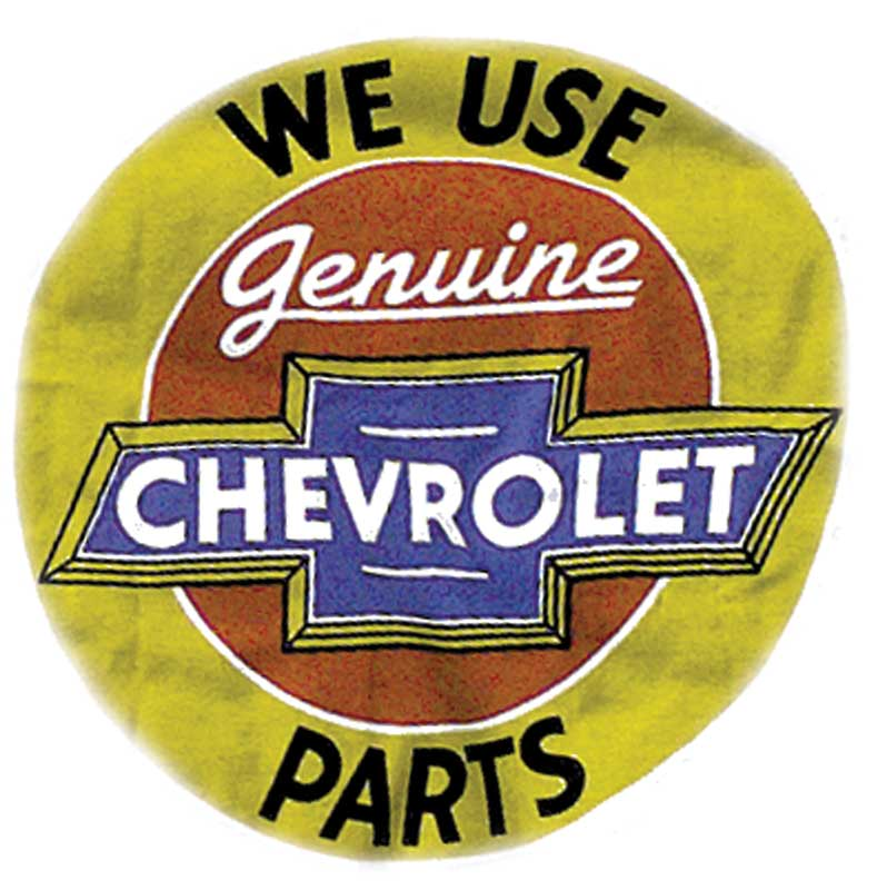 We Use Gen Chevrolet T-shirt Lge