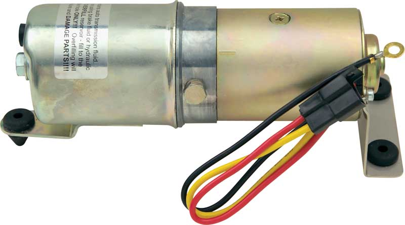 Convertible Top Motor Pump Assembly Original Style