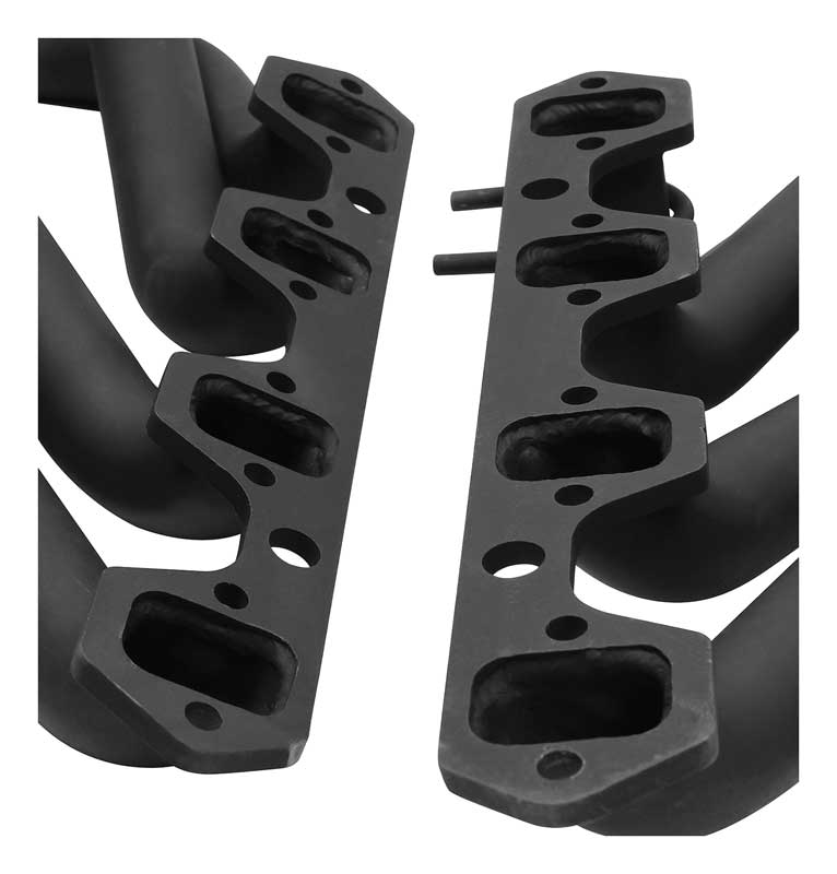 1964-77 Ford/Mercury 255-302W/351W Hooker Super Competition Black Painted Full-Length Header
