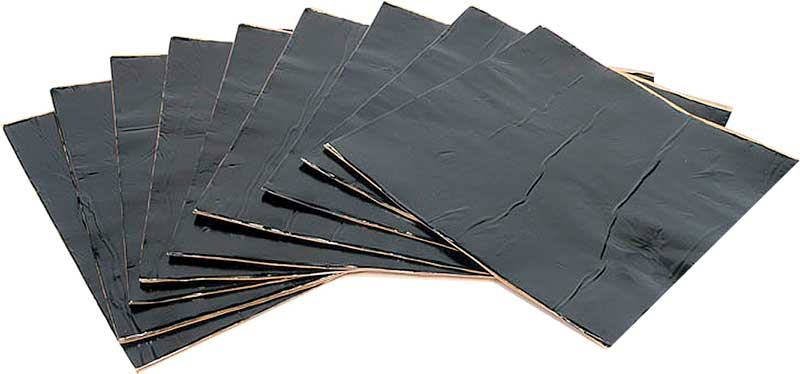 Hushmat Ultra Black Door Insulation Set