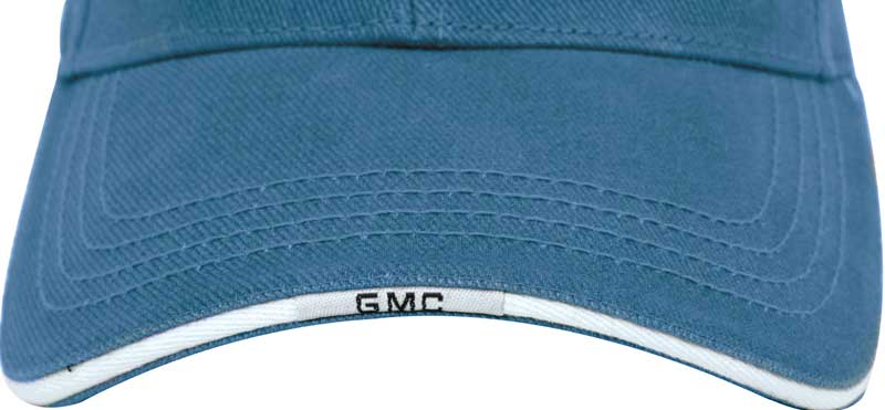 GMC Trucks Cap Slate Blue