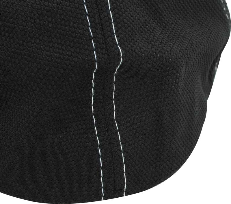 Chevy Bow Tie Flex Fit Cap - Black - Small/Medium