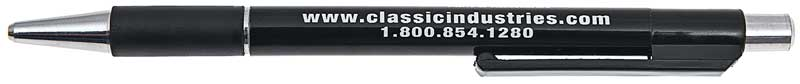 Classic Industries Retractable Ballpoint Pen