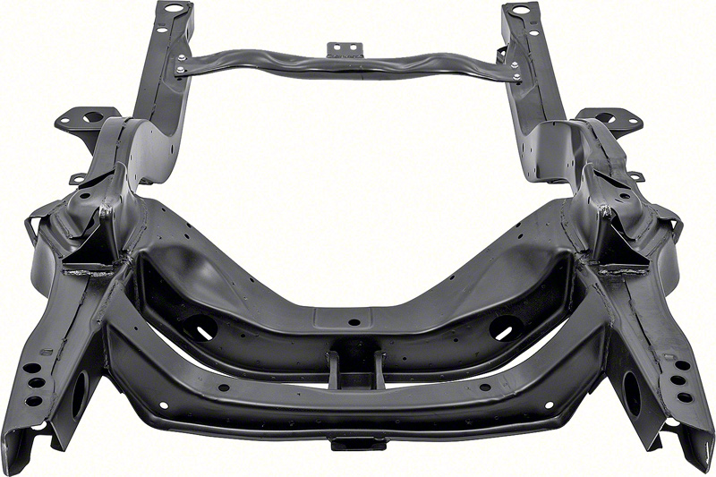 1968 F-Body / X-Body Restorer's Choice™ OEM Style Subframe with TH400 Crossmember