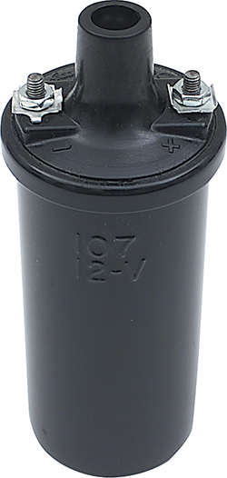 1959-62 348Ci / 409Ci Remanufactured Ignition Coil #107<span class=note>*</span>