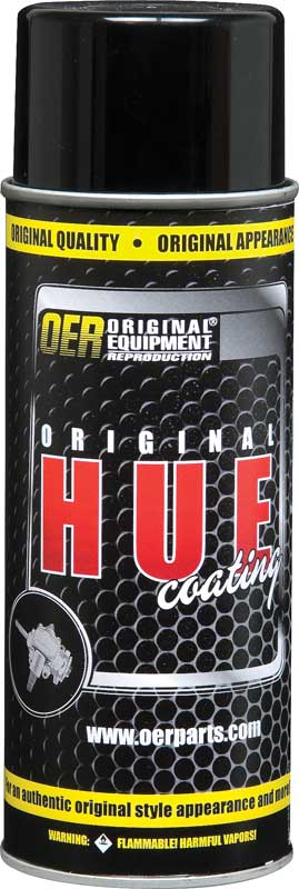Saginaw Blue / Gray OER® Original Hue Steering Box Paint 16 Oz Can