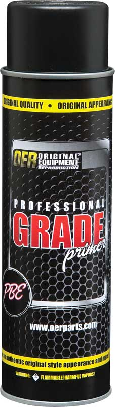 OER® Professional Grade Gray Self Etching Sanding Primer - 20 Oz Aerosol Can