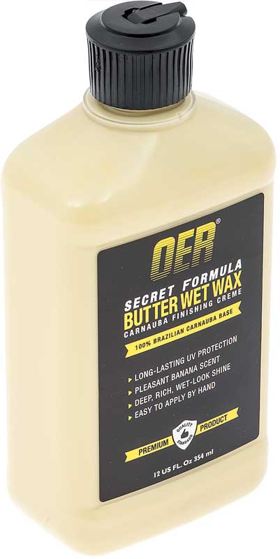 K89601 Secret Formula 12 oz. Liquid Carnauba Butter Wet Wax Creme