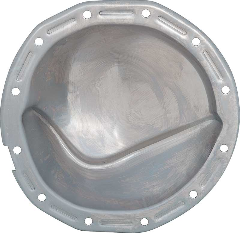 OE Style Raw Steel 12 Bolt Rear Differential Cover
