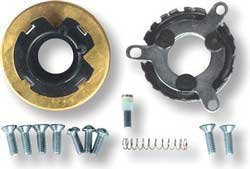 Deluxe Wheel Mounting Set for Models without Tilt Wheel