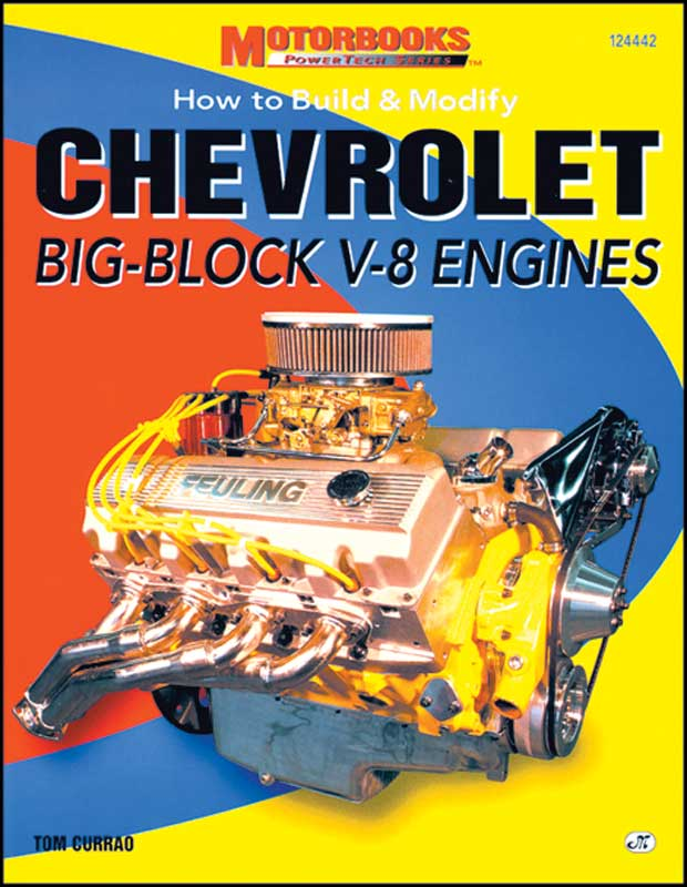 Rebuilding the Small Block Chevy Step-By-Step Videobook - Book and DVD