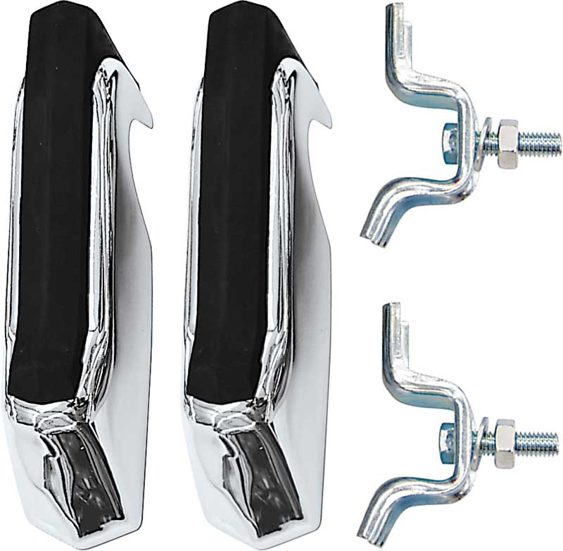 1967 Dodge Charger / Dodge Coronet Rear Bumper Guards