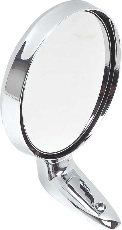 1967-74 Mopar Outer Door Mirror ; A and B-Body ; RH or LH