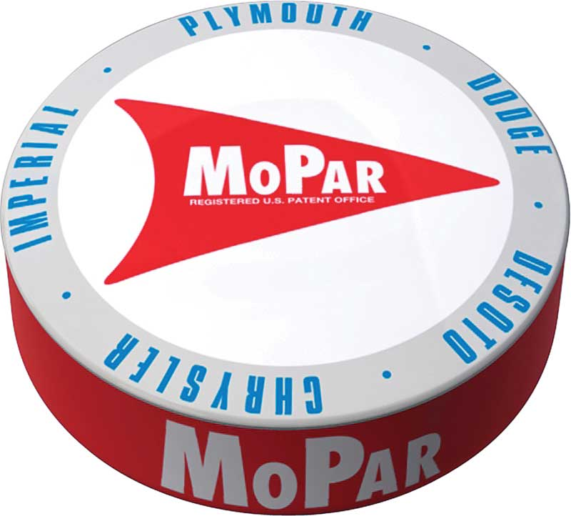 1959-63 Mopar Logo Counter Stool