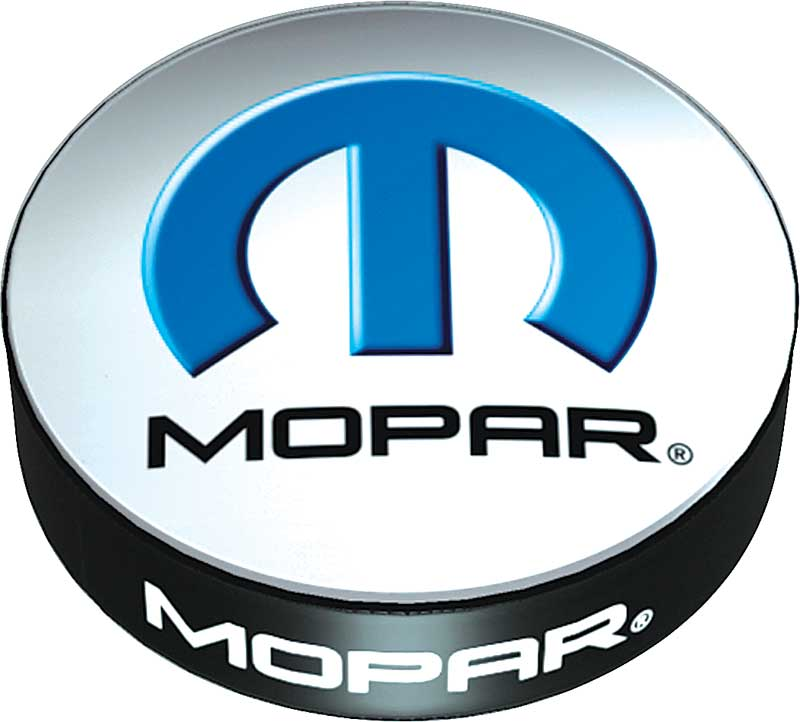 2001-13 MOPAR OMEGA LOGO COUNTER STOOL