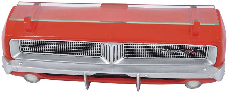 1969 Charger R/T 3-D Wall Shelf