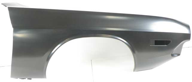 1970-71 Dodge Challenger Replacement Front Fender; RH