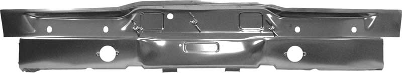 1969-70 Dodge Charger Rear Valance Panel With Lamp Holes