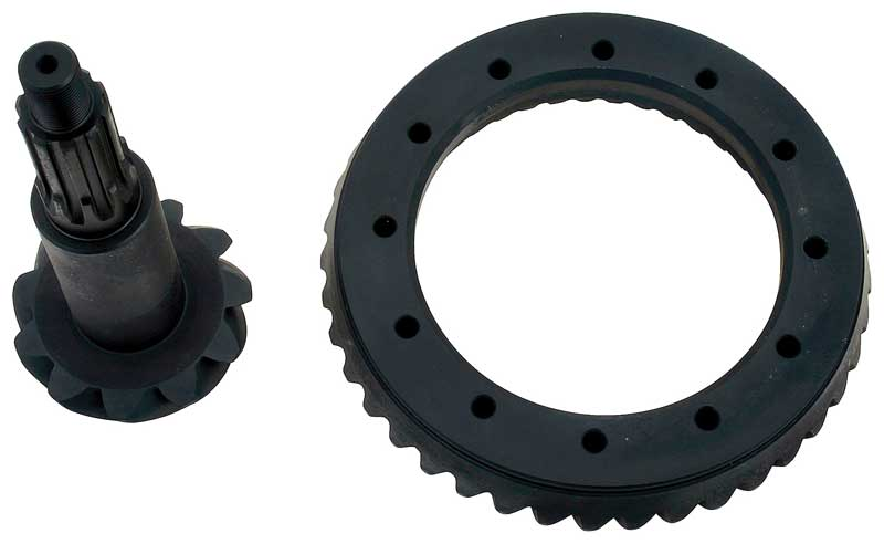 9 Bolt 8-3/4 Differential With 742 Style Housing 3.73 Ratio Ring And Pinion Set