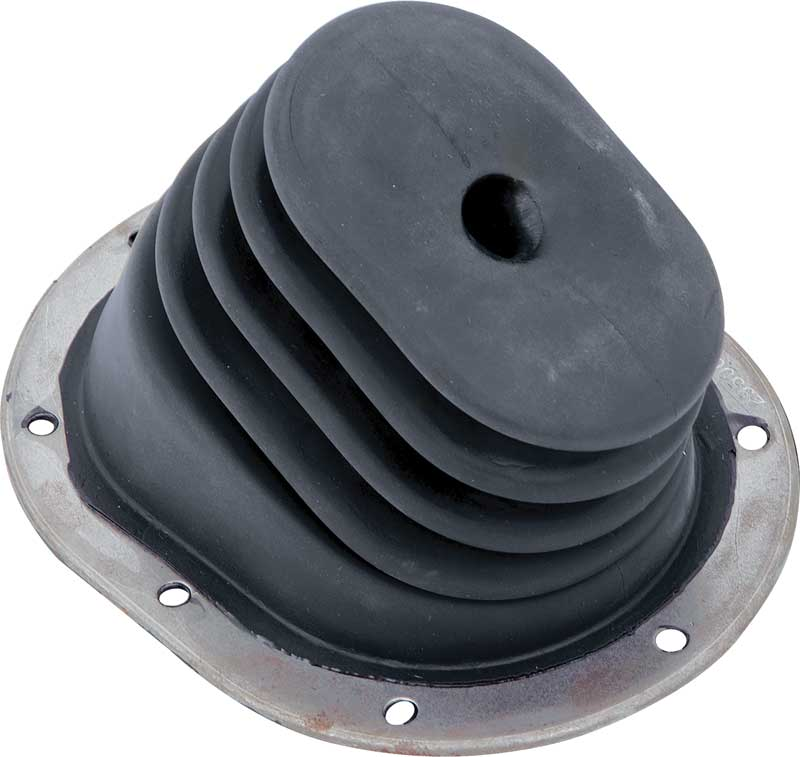 1968-70 Mopar B-Body Factory Replacement Shifter Boot - 4 Speed Without Console & Pistol Grip