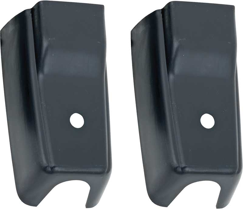 1970-71 Plymouth Barracuda Rear Bumper Guard Fillers