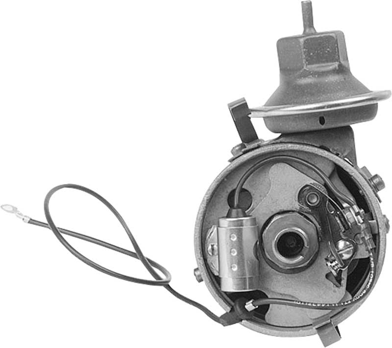 1961-73 Mopar 413, 426, 440 (Except High Performance) Single Point Remanufactured Distributor
