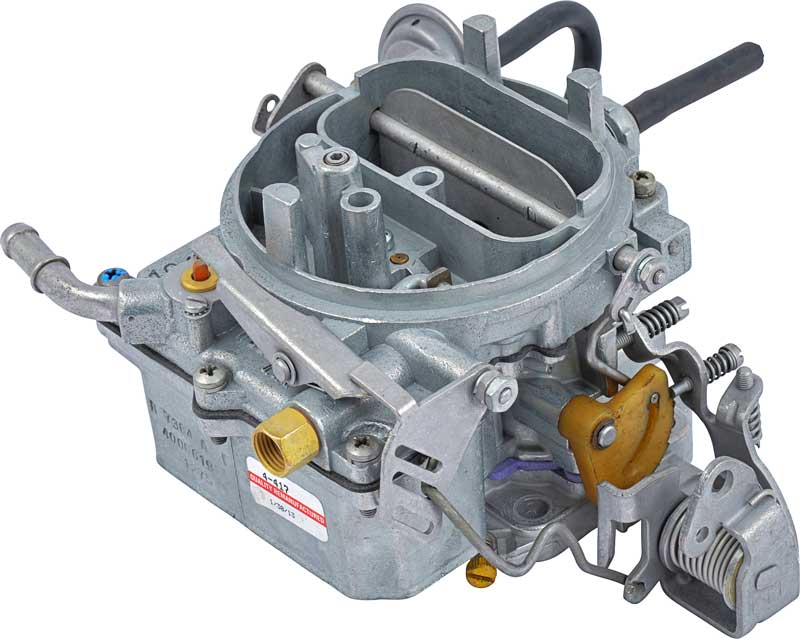1975 All Makes All Models Parts   MN2911   1975 Mopar A-Body Remanufactured  Carburetor 2 Barrel Holley/At/With Solenoid   Classic Industries