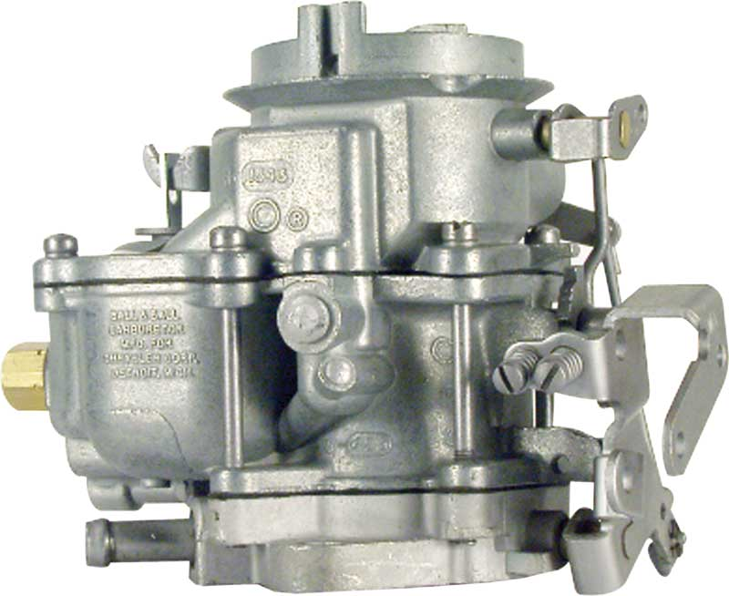 2016 Dodge Barracuda >> 1964-1965 All Makes All Models Parts | MN2932 | 1964-65 Mopar A/B-Body Remanufactured Carburetor ...
