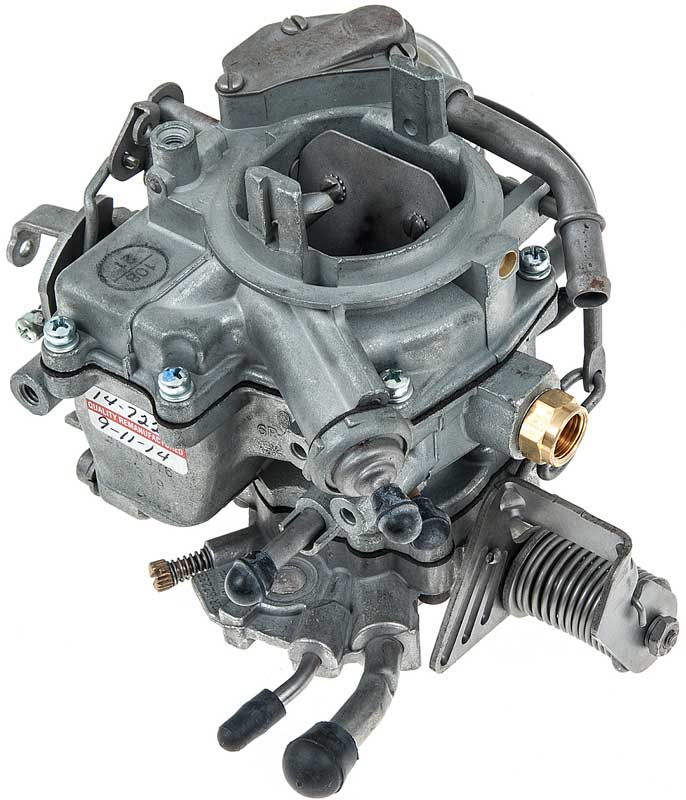1975 Mopar Remanufactured Carburetor 1 Barrel Holley/At/Ecs/Idle Enrichment