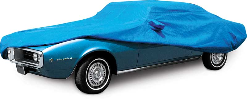 1967 Camaro / Firebird Diamond Blue™ Cover