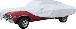 Various Models Softshield™ Flannel Car Cover - Tan