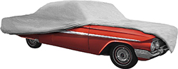 OER® Authorized Softshield™ Gray Flannel Car Cover - Various Models