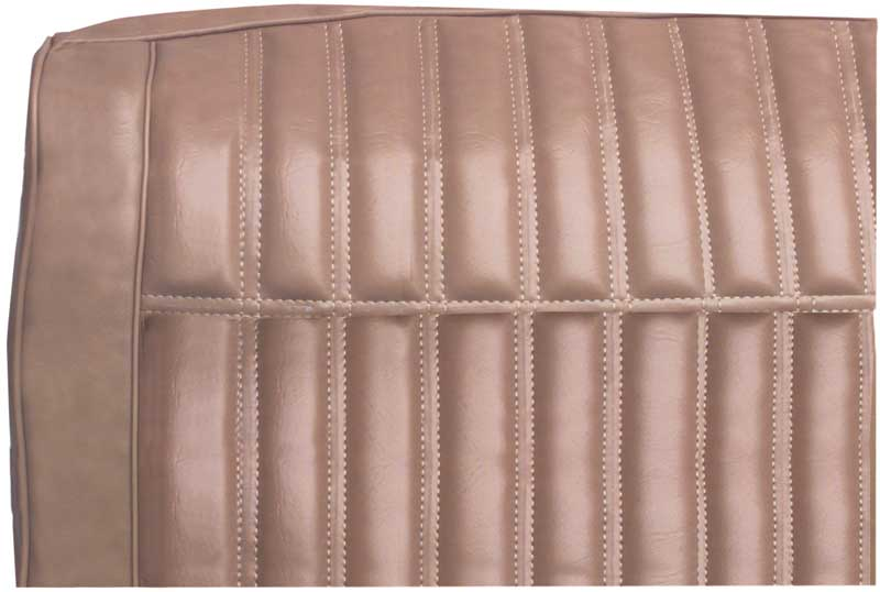 1970 Impala 2 Door Hardtop With Split Front Bench Saddle Vinyl Upholstery Set