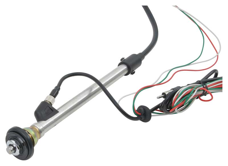RetroSound Fully Automatic Remote Mount Power Antenna Assembly