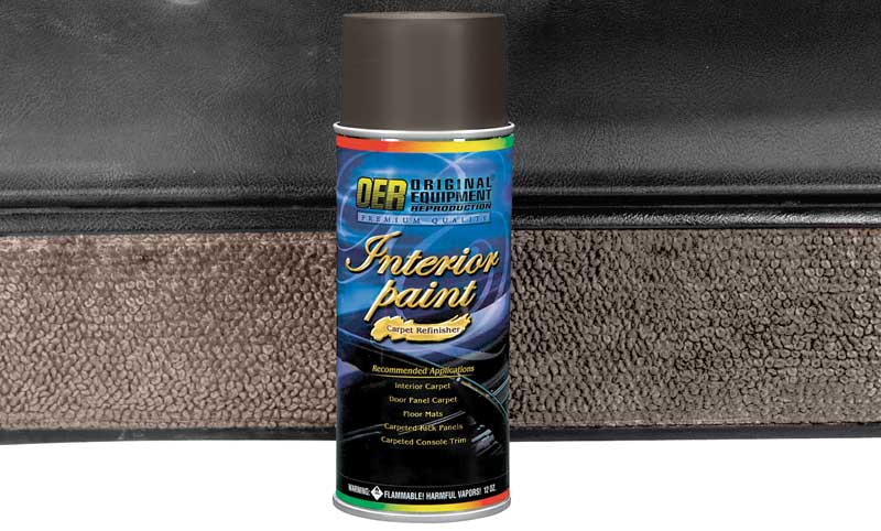 OER® Taupe Restoration Carpet Dye - 12 Oz Aerosol Can