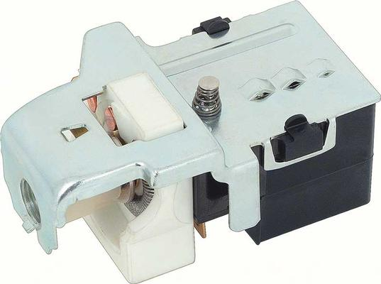 1964-96 GM Headlamp Switch; Various Applications; 8-Terminals