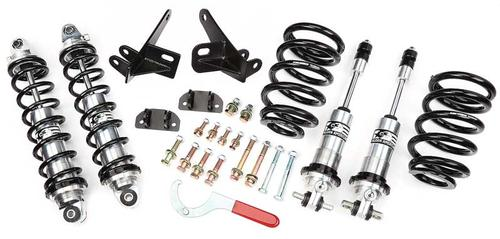 1978-88 G-Body Coilover Kit, Big Block, Single Adjustable Bolt-on, front and rear.