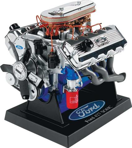 Ford 427 SOHC Die Cast Engine