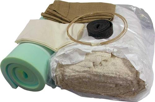1960-78 Reupholstering Padding Kit For Front Bench Seat