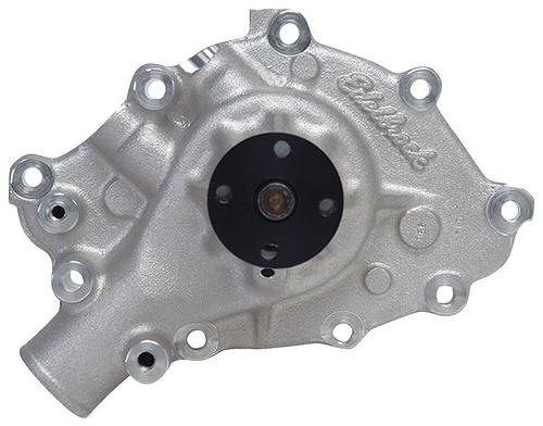 Edelbrock Victor Series Standard Rotation 1965-67 289 Special K Water Pump with Satin Finish
