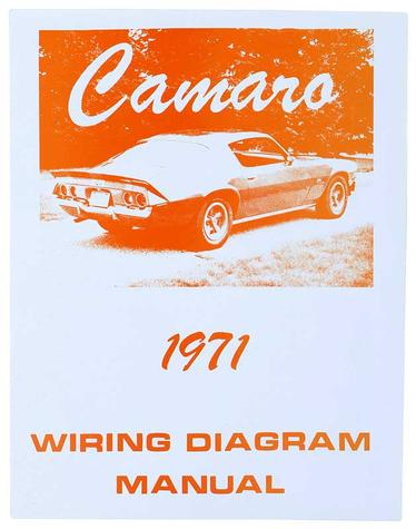 1971 All Makes All Models Parts | L3471 | 1971 Camaro Wiring Diagram |Classic Industries