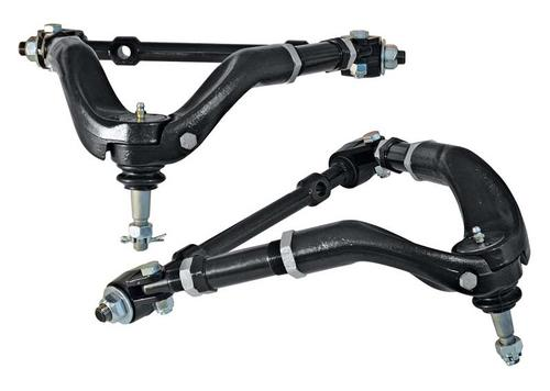 1970-81 Camaro/Firebird, 1973-77 Regal Front Adjustable Control Arms add Camber/Caster