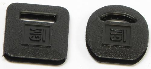 OEM Key Covers Ignition/Trunk (Black)