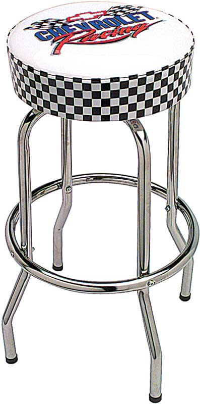 Chevrolet Racing Counter Stool