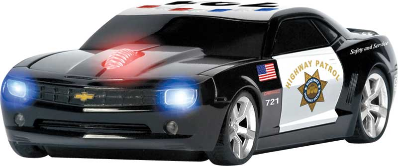 Gen5 Camaro HP Computer Mouse Highway Patrol - Wireless