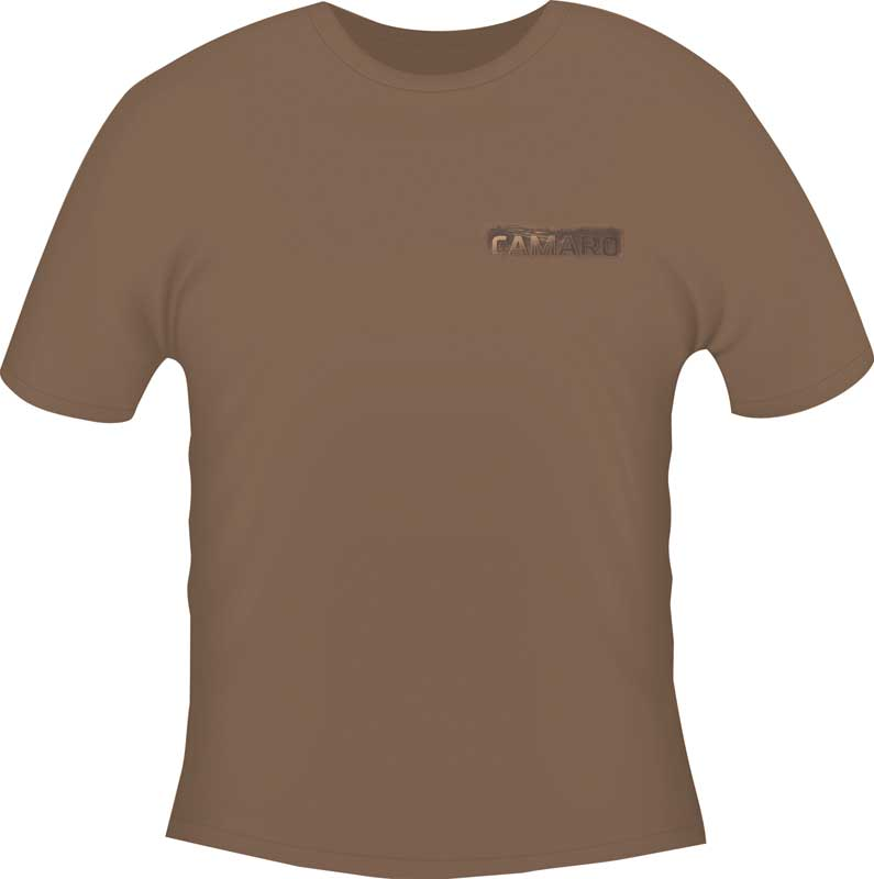 Gen 5 Camaro Night Out Brown T-shirt - Large