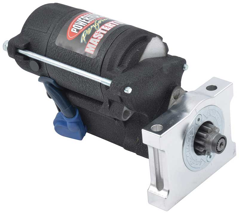 Performance High-Torque Starter Pontiac/Oldsmobile 166 Tooth