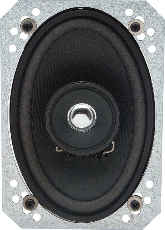 1963-72 4 X 6 80 Watt Kick Panel Speakers